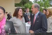 Pink Ribbon by Estee Lauder - Residenz der US-Botschaft - Mi 10.09.2014 - Eva STEINER, Paul SEVELDA51
