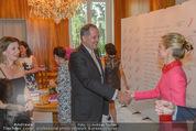 Pink Ribbon by Estee Lauder - Residenz der US-Botschaft - Mi 10.09.2014 - 54