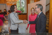 Pink Ribbon by Estee Lauder - Residenz der US-Botschaft - Mi 10.09.2014 - Eva GLAWISCHNIG, Alexa WESNER, Blaine WESNER57