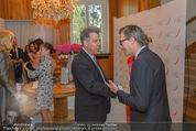 Pink Ribbon by Estee Lauder - Residenz der US-Botschaft - Mi 10.09.2014 - 58