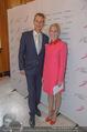 Pink Ribbon by Estee Lauder - Residenz der US-Botschaft - Mi 10.09.2014 - Siegfried MAURER, Alexa WESNER64