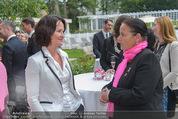 Pink Ribbon by Estee Lauder - Residenz der US-Botschaft - Mi 10.09.2014 - Eva GLAWISCHNIG, Doris KIEFHABER80