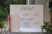 Pink Ribbon by Estee Lauder - Residenz der US-Botschaft - Mi 10.09.2014 - 9