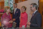 Pink Ribbon by Estee Lauder - Residenz der US-Botschaft - Mi 10.09.2014 - Brigitte JANK, Alexa und Blaine WESNER97
