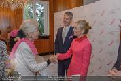 Pink Ribbon by Estee Lauder - Residenz der US-Botschaft - Mi 10.09.2014 - Sylvia EISENBURGER-KUNZ, Alexa WESNER, Siegfried MAURER99