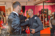 Re-Opening - KARE Einrichtungshaus - Do 11.09.2014 - Andy Andreas PIETRASCH, DJ Lorenzo Al Dino11
