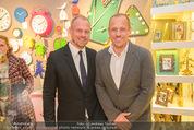 Re-Opening - KARE Einrichtungshaus - Do 11.09.2014 - Gery KESZLER mit Freund Andreas112