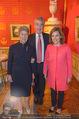 Miro Retrospektive - Albertina - Do 11.09.2014 - Heinz und Margit FISCHER, Soraya S�enz DE SANTAMARIA23