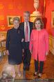 Miro Retrospektive - Albertina - Do 11.09.2014 - Heinz und Margit FISCHER, Soraya S�enz DE SANTAMARIA24