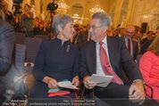 Miro Retrospektive - Albertina - Do 11.09.2014 - Heinz und Margit FISCHER34