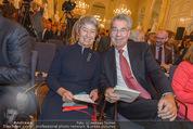 Miro Retrospektive - Albertina - Do 11.09.2014 - Heinz und Margit FISCHER35