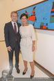 Miro Retrospektive - Albertina - Do 11.09.2014 - Josef OSTERMAYER mit Ehefrau Manuela4
