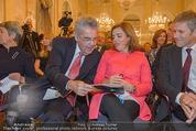 Miro Retrospektive - Albertina - Do 11.09.2014 - Heinz FISCHER, Soraya S�enz DE SANTAMARIA42