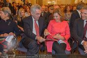 Miro Retrospektive - Albertina - Do 11.09.2014 - Heinz FISCHER, Soraya S�enz DE SANTAMARIA43