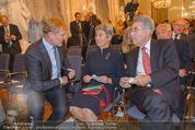 Miro Retrospektive - Albertina - Do 11.09.2014 - Heinz und Margit FISCHER, Klaus Albrecht SCHR�DER46