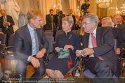 Miro Retrospektive - Albertina - Do 11.09.2014 - Heinz und Margit FISCHER, Klaus Albrecht SCHR�DER47