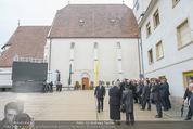 Fürstin Esterhazy Begräbnis - Eisenstadt - Fr 12.09.2014 - 13