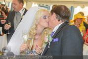 Lugner Hochzeit - Schloss Schönbrunn - Sa 13.09.2014 - Hochzeit Richard und Cathy LUGNER (Schmitz)99