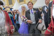 Lugner Hochzeit - Schloss Schönbrunn - Sa 13.09.2014 - Hochzeit Richard und Cathy LUGNER (Schmitz)100