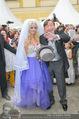 Lugner Hochzeit - Schloss Schönbrunn - Sa 13.09.2014 - Hochzeit Richard und Cathy LUGNER (Schmitz)101