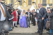 Lugner Hochzeit - Schloss Schönbrunn - Sa 13.09.2014 - Hochzeit Richard und Cathy LUGNER (Schmitz)102
