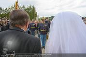 Lugner Hochzeit - Schloss Schönbrunn - Sa 13.09.2014 - Hochzeit Richard und Cathy LUGNER (Schmitz)104