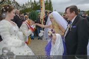 Lugner Hochzeit - Schloss Schönbrunn - Sa 13.09.2014 - Hochzeit Richard und Cathy LUGNER (Schmitz)112
