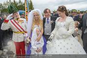 Lugner Hochzeit - Schloss Schönbrunn - Sa 13.09.2014 - Hochzeit Richard und Cathy LUGNER (Schmitz)114