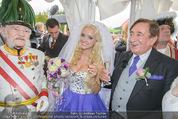 Lugner Hochzeit - Schloss Schönbrunn - Sa 13.09.2014 - Hochzeit Richard und Cathy LUGNER (Schmitz)116