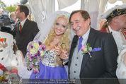 Lugner Hochzeit - Schloss Schönbrunn - Sa 13.09.2014 - Hochzeit Richard und Cathy LUGNER (Schmitz)117