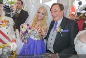 Lugner Hochzeit - Schloss Schönbrunn - Sa 13.09.2014 - Hochzeit Richard und Cathy LUGNER (Schmitz)118