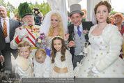 Lugner Hochzeit - Schloss Schönbrunn - Sa 13.09.2014 - Hochzeit Richard und Cathy LUGNER (Schmitz)124