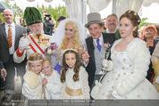 Lugner Hochzeit - Schloss Schönbrunn - Sa 13.09.2014 - Hochzeit Richard und Cathy LUGNER (Schmitz)126