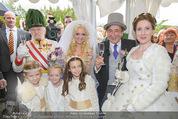 Lugner Hochzeit - Schloss Schönbrunn - Sa 13.09.2014 - Hochzeit Richard und Cathy LUGNER (Schmitz)127