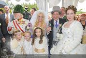 Lugner Hochzeit - Schloss Schönbrunn - Sa 13.09.2014 - Hochzeit Richard und Cathy LUGNER (Schmitz)128