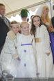 Lugner Hochzeit - Schloss Schönbrunn - Sa 13.09.2014 - Blumenkinder (u.a. Leonie und Sofia)132