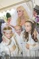 Lugner Hochzeit - Schloss Schönbrunn - Sa 13.09.2014 - Cathy SCHMITZ LUGNER mit Blumenkinder (u.a. Leonie und Sofia)134