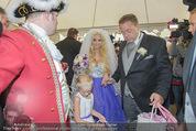 Lugner Hochzeit - Schloss Schönbrunn - Sa 13.09.2014 - Hochzeit Richard und Cathy LUGNER (Schmitz)17