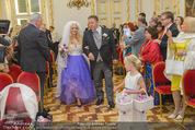 Lugner Hochzeit - Schloss Schönbrunn - Sa 13.09.2014 - Hochzeit Richard und Cathy LUGNER (Schmitz)22