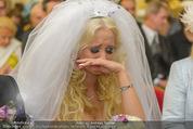 Lugner Hochzeit - Schloss Schönbrunn - Sa 13.09.2014 - Cathy SCHMITZ LUGNER27