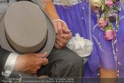 Lugner Hochzeit - Schloss Schönbrunn - Sa 13.09.2014 - Hochzeit Richard und Cathy LUGNER (Schmitz)29