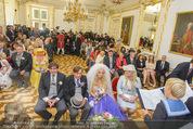 Lugner Hochzeit - Schloss Schönbrunn - Sa 13.09.2014 - Hochzeit Richard und Cathy LUGNER (Schmitz)31