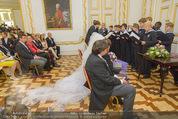 Lugner Hochzeit - Schloss Schönbrunn - Sa 13.09.2014 - Hochzeit Richard und Cathy LUGNER (Schmitz)33