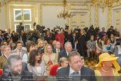 Lugner Hochzeit - Schloss Schönbrunn - Sa 13.09.2014 - Hochzeit Richard und Cathy LUGNER (Schmitz)34