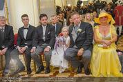 Lugner Hochzeit - Schloss Schönbrunn - Sa 13.09.2014 - Hochzeit Richard und Cathy LUGNER (Schmitz)39