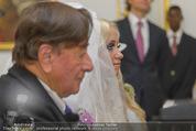 Lugner Hochzeit - Schloss Schönbrunn - Sa 13.09.2014 - Hochzeit Richard und Cathy LUGNER (Schmitz)41