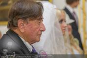 Lugner Hochzeit - Schloss Schönbrunn - Sa 13.09.2014 - Hochzeit Richard und Cathy LUGNER (Schmitz)42