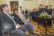 Lugner Hochzeit - Schloss Schönbrunn - Sa 13.09.2014 - Hochzeit Richard und Cathy LUGNER (Schmitz)43