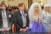 Lugner Hochzeit - Schloss Schönbrunn - Sa 13.09.2014 - Hochzeit Richard und Cathy LUGNER (Schmitz)47