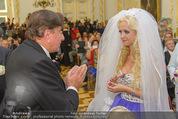 Lugner Hochzeit - Schloss Schönbrunn - Sa 13.09.2014 - Hochzeit Richard und Cathy LUGNER (Schmitz)55